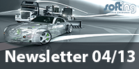 Softing Automotive Online Newsletter 04/2013