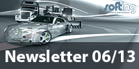 Softing Automotive Online Newsletter 06/2013