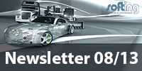 Softing Automotive Online Newsletter 08/2013