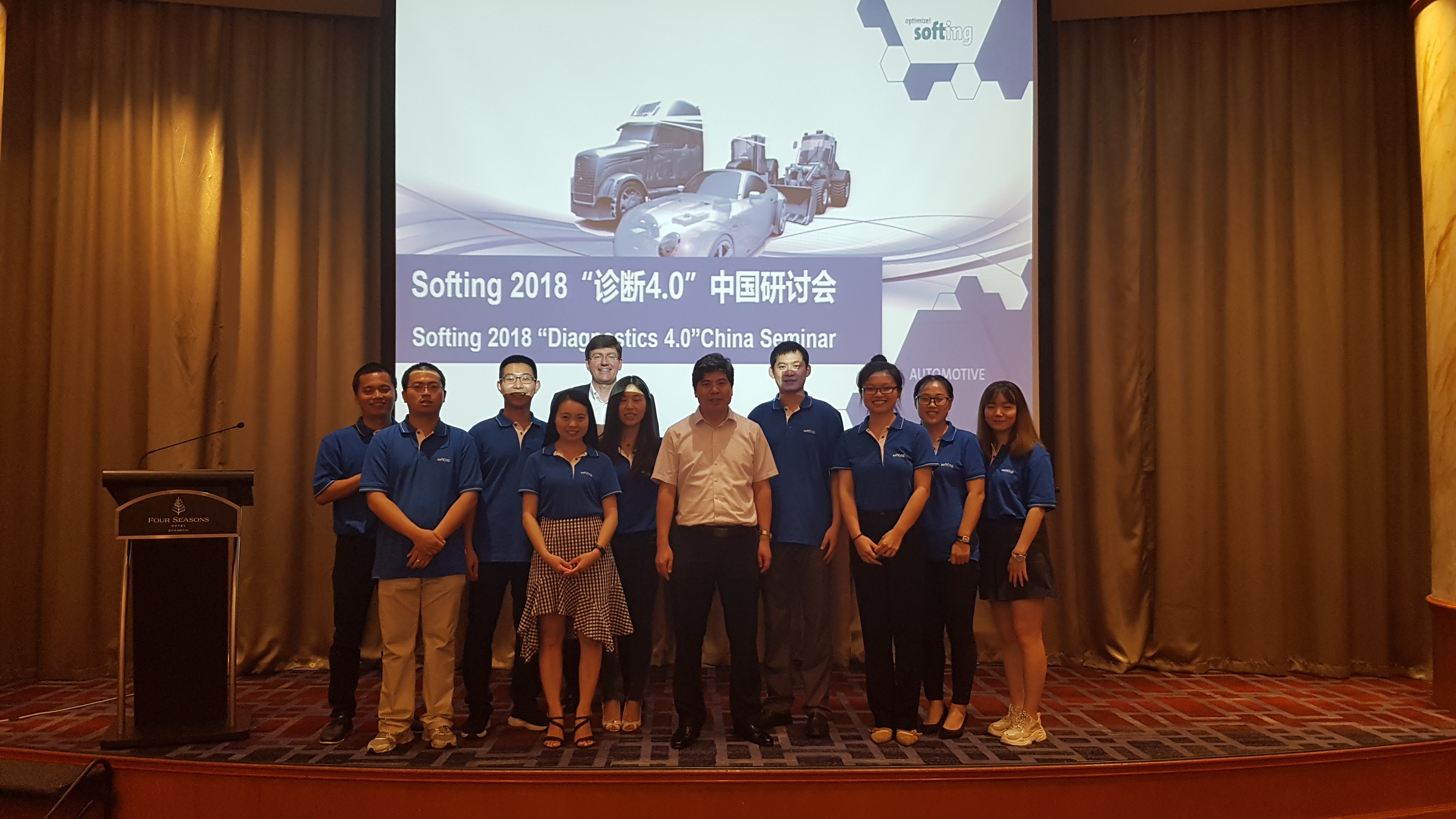 Softing Automotive - Roadshow China