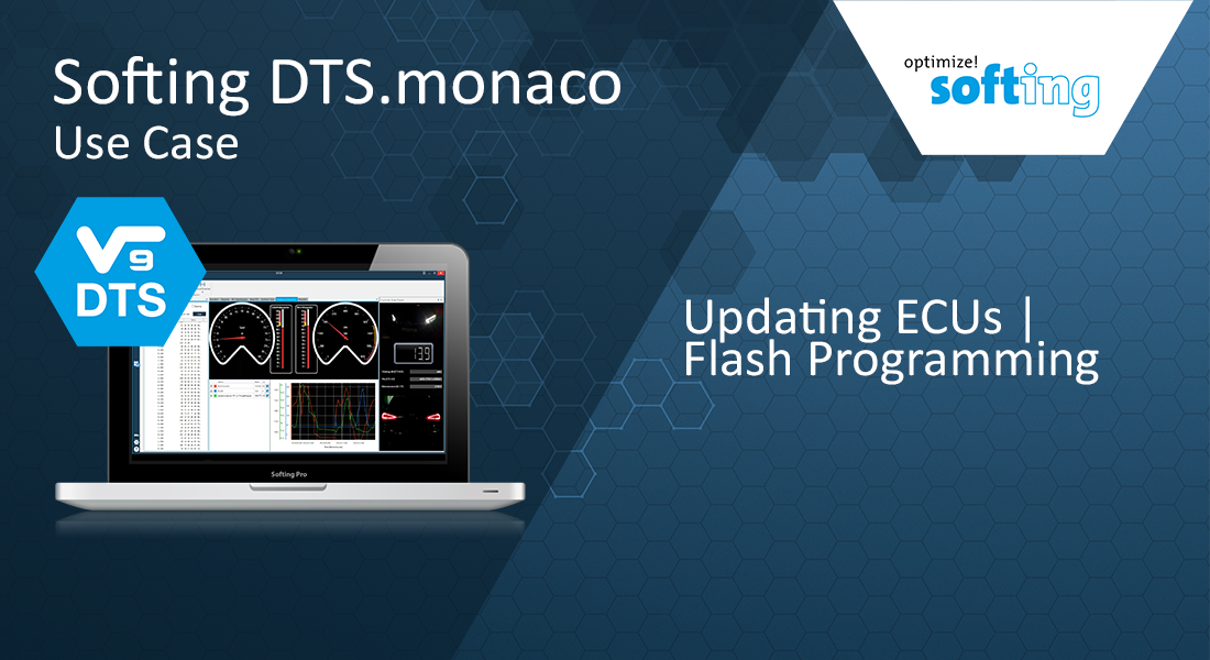 [Translate to Deutsch:] DTS UseCase: Updating ECUs, Flash Programming