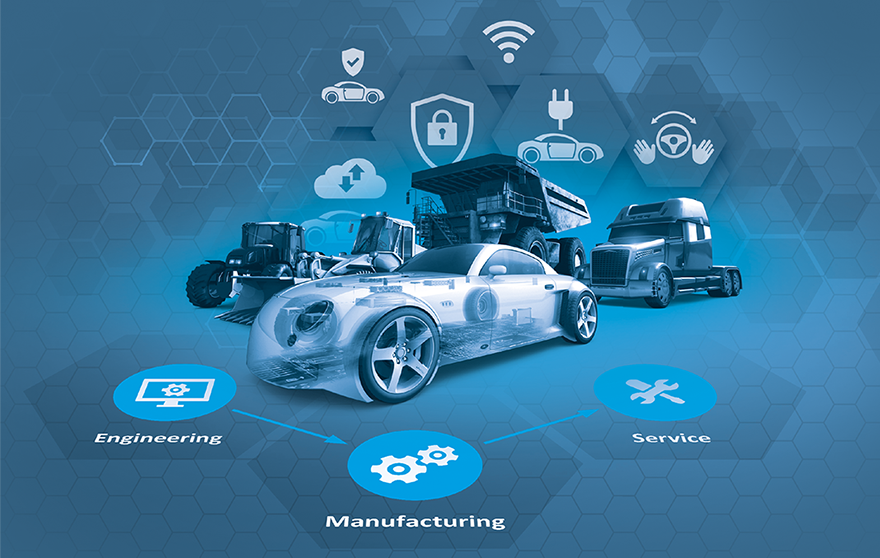 [Translate to Deutsch:] Automotive Megatrends drive Diagnostic Development