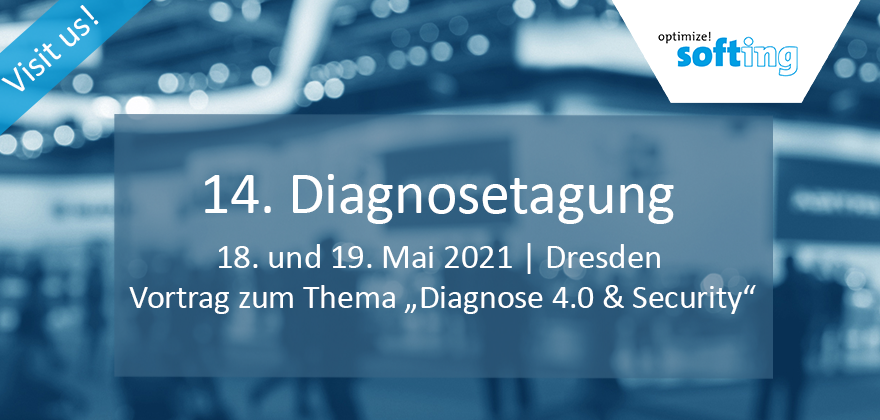 SAVE THE DATE – 14. Diagnosetagung 2020 in Dresden