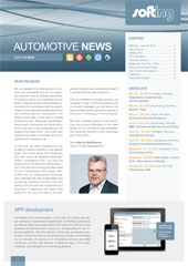 Softing Automotive News 1/2015