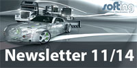 Softing Automotive Online Newsletter 11/2014
