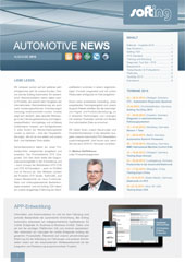 Softing Automotive News 2015