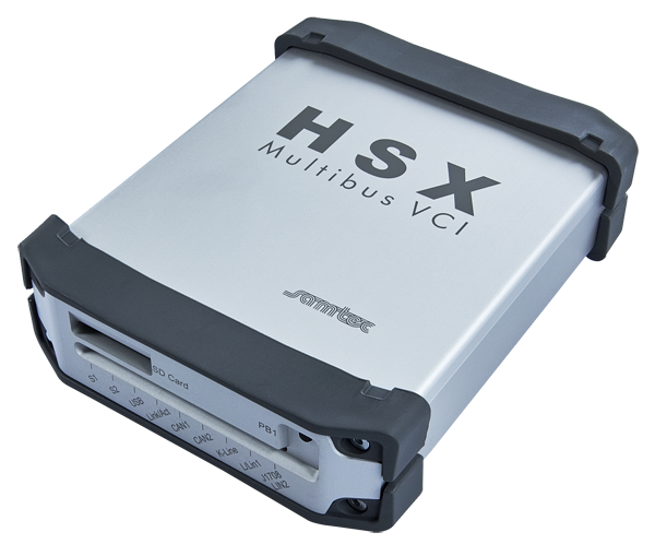Automotive Diagnostic Interfaces - HSX-S