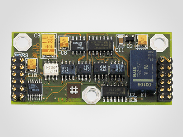 Plug-in module with optional bus physic for CAN low-speed, one CAN channel, applicable for CAN-AC2-PCIN, CAN-PRO2-PCIE, EDICpci