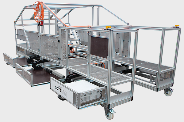Functional Mock-Up Unit (FMU) by Softing