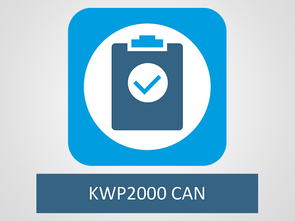 KWP2000 CAN