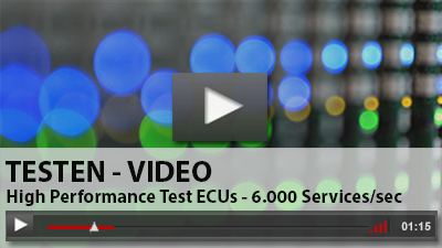 Video: Testen - High Performance Text ECUs - 6.000 Services/sec